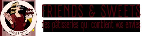 Friends & Sweets Logo