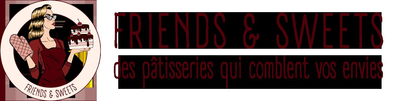 Friends & Sweets Retina Logo